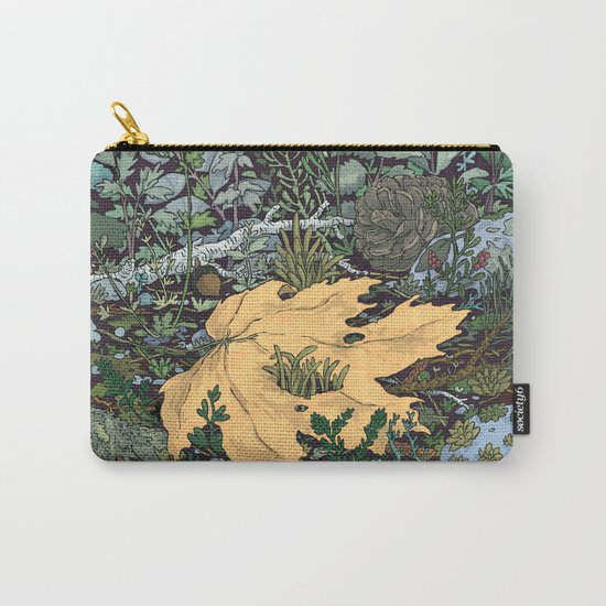 ian leaf Carry-All Pouch
