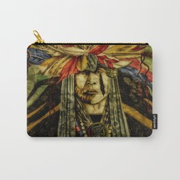 Crying Indian Carry-All Pouch