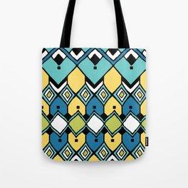 Umi Blue Tote Bag
