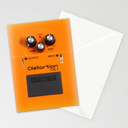 Distortion DS-1 Stationery Cards