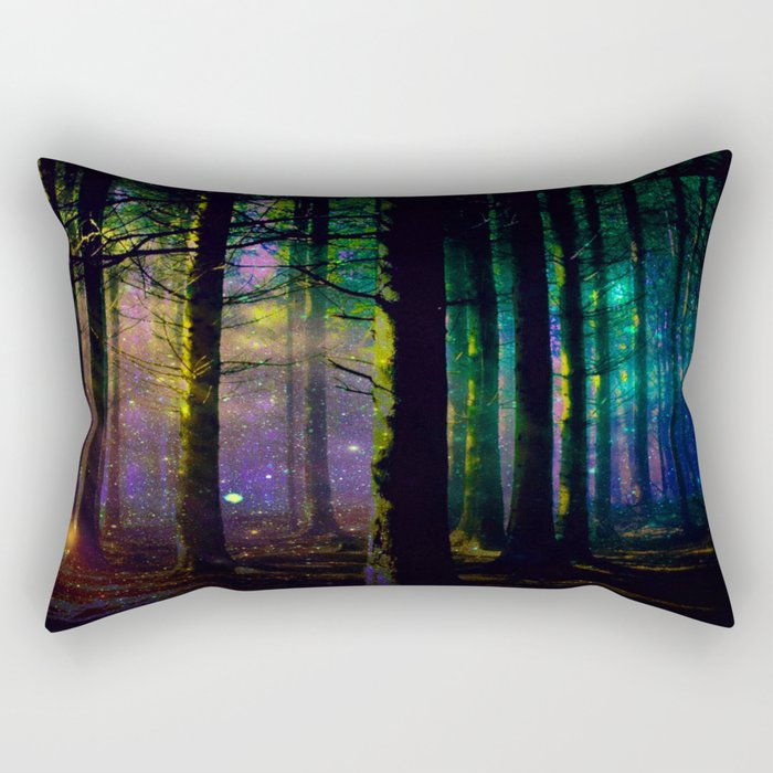 Fairy dust everywhere Rectangular Pillow