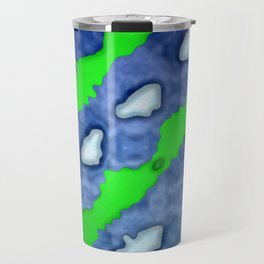 Dream of clean nature ... Travel Mug