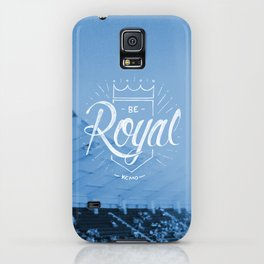 Be Royal iPhone Case