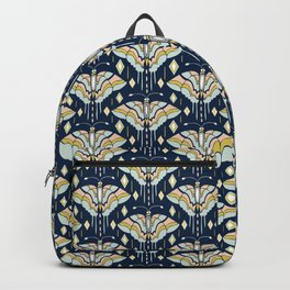 La Maison des Papillons - Midnight Backpack