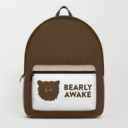BEARLY AWAKE Backpack