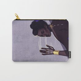 Paint Me a Flower Carry-All Pouch