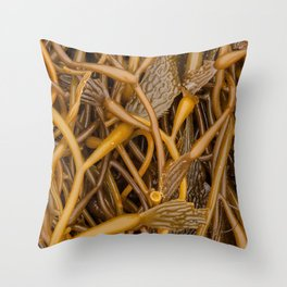Kelps Throw Pillow