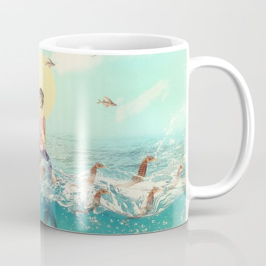 The Queen Mermaid Mug