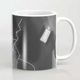 1st Doctor in the Time Vortex Coffee Mug