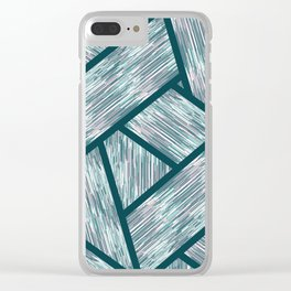 Michelle. 2 Clear iPhone Case