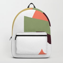 Let's Climb New Heights Backpack
