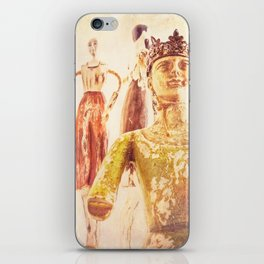 King and Subjects iPhone Skin