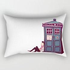 You Stole Me & I Stole You Rectangular Pillow