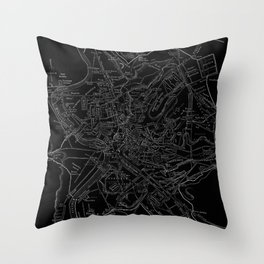 Ancient Rome Throw Pillow