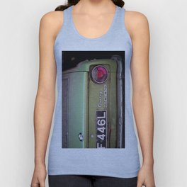 Car Touring 2002 Unisex Tank Top