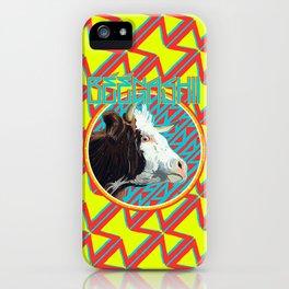 Beegashii iPhone Case