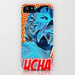 LUCHA! iPhone Case