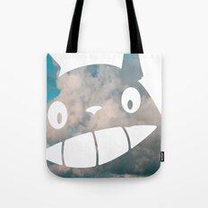 Troll in the Sky Tote Bag
