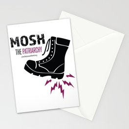 MOSH the Patriarchy Stationery Cards