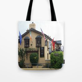 Durty Nelly's Village Inn Tote Bag
