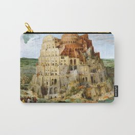 The Tower Of Babel Carry-All Pouch