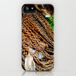 In the Dumps iPhone Case