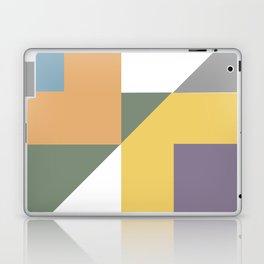 Geometric Trendy Abstract Modern Art Design Laptop & iPad Skin
