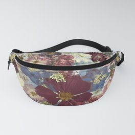 Flower Burst Graphic Fanny Pack