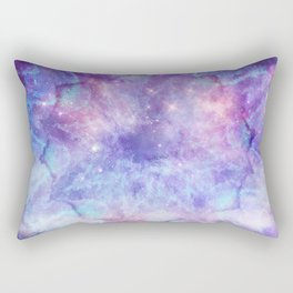 Purple Galaxy - Psychedelic Summer Series by iDeal Rectangular Pillow