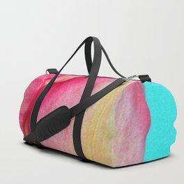 Blushing Pink Sun-kissed Tulip Duffle Bag