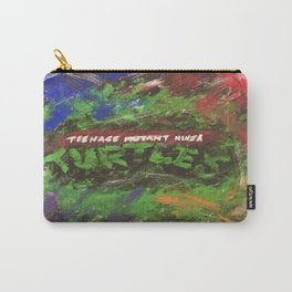 Turtle Power Carry-All Pouch
