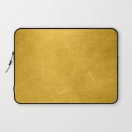 Sunshine Gold Laptop Sleeve