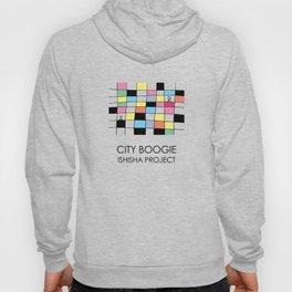 CITY BOOGIE  by ISHISHA PROJECT Hoody