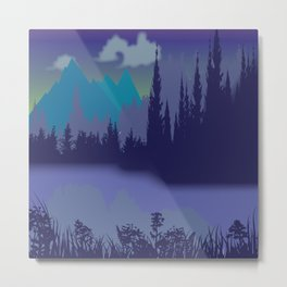 My Nature Collection No. 21 Metal Print