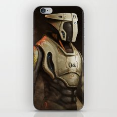Sergeant iPhone & iPod Skin