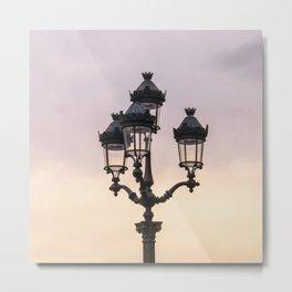 Paris Street Style No. 1 Metal Print