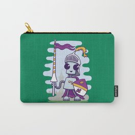 Ned the Knight Carry-All Pouch