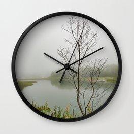 Lonely Tree Wall Clock
