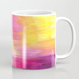 Abstract Gradient Coffee Mug