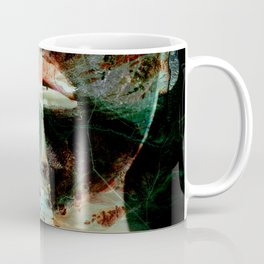 Nature portrait relief Coffee Mug