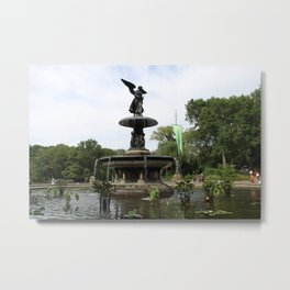 Angel Of The Waters Metal Print