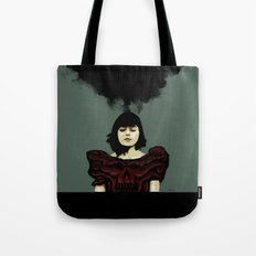 Pretty Dark Tote Bag
