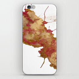Smushed Butterfly iPhone Skin