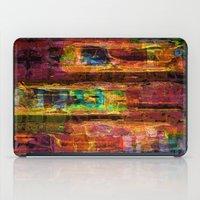 rio iPad Cases featuring Rio by FYLLAYTA, surface design,Tina Olsson