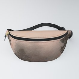 Deep in Thought - Forest Nature Photography Fanny Pack