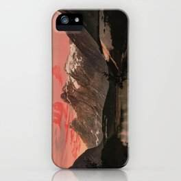 """Kongen Dronningen og Bispen Norway"" iPhone Case"