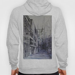 Invisible city Hoody