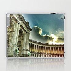 Arc, Parc du Cinquantenaire Laptop & iPad Skin