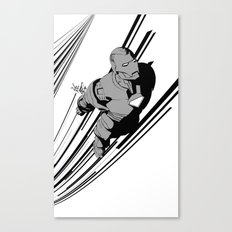 Starks In-Flight Canvas Print