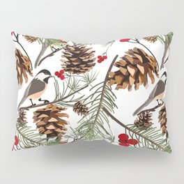 Winter Theme Pillow Sham